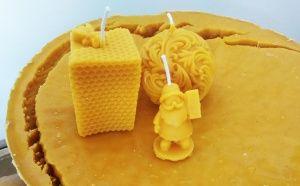 Пчелен восък и свещи от пчелен восък
