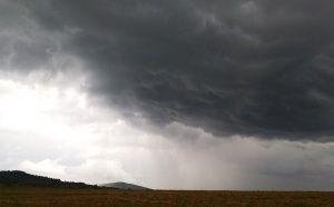 Гръмоносни облаци