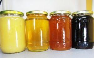 Пролетен мед, акациев, билков и манов